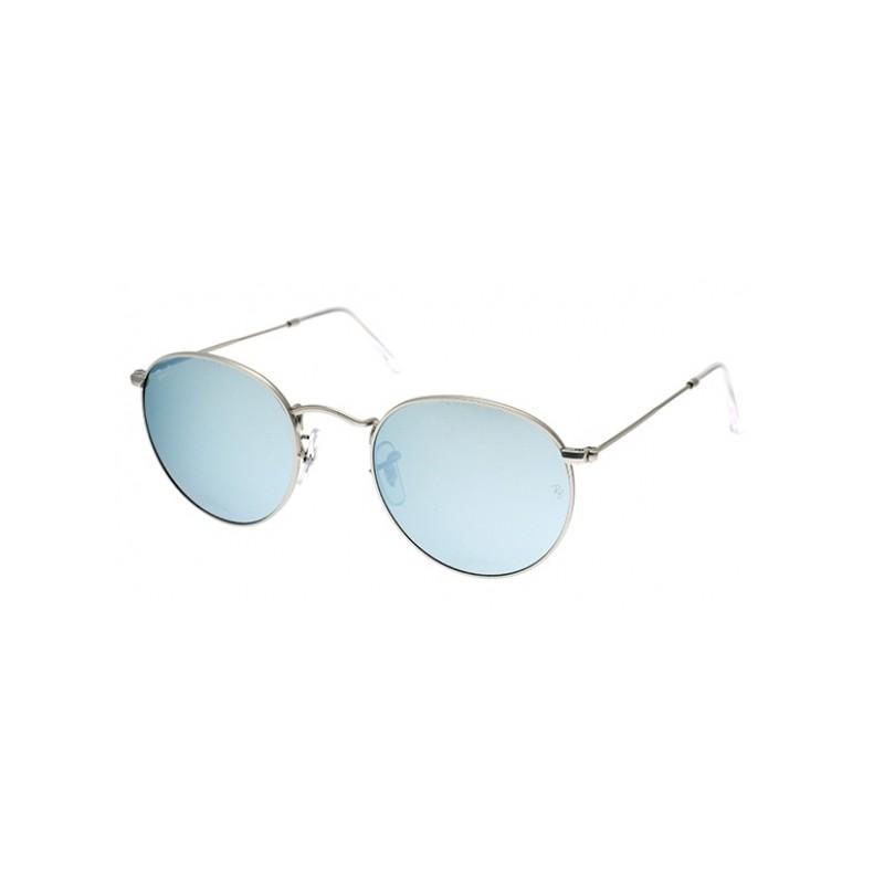 6069e77e6b Γυαλιά Ηλίου Ray-Ban ROUND METAL RB 3447 019 30