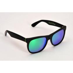 Γυαλιά Ηλίου Super Rec Black Green