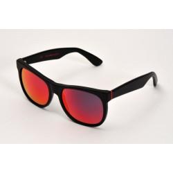 Γυαλιά Ηλίου Super Rec Black Red