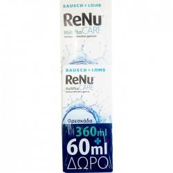 Υγρό Φακών Επαφής Renu MultiPlus Care